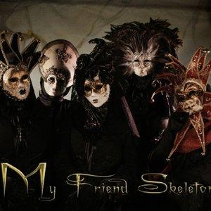 Immagine per 'My Friend Skeleton'