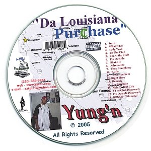 Image for 'Da Louisiana Purchase'