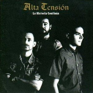 Image for 'Alta Tensiуn'