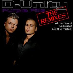"""Image pour 'Purple Pills """"The Remixes""""'"""