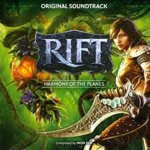 "Image pour 'RIFT: Harmony of the Planes ""Original Soundtrack""'"
