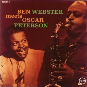 Image for 'Ben Webster & Oscar Peterson'