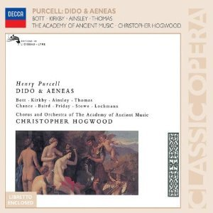 Image pour 'Purcell: Dido & Aeneas'