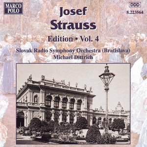 Image for 'Strauss, Josef: Edition - Vol.  4'