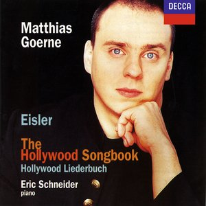 Image for 'Eisler: The Hollywood Songbook'