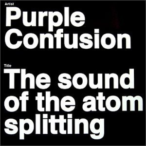 Image for 'The Sound of the Atom Splitting'
