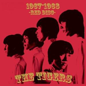 Image for 'ザ・タイガース 1967-1968 -レッド・ディスク-'