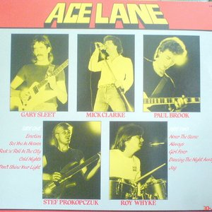 Image for 'Ace Lane'