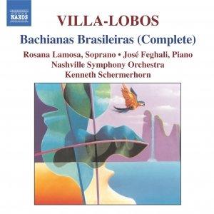 Image for 'VILLA-LOBOS: Bachianas brasileiras (Complete)'