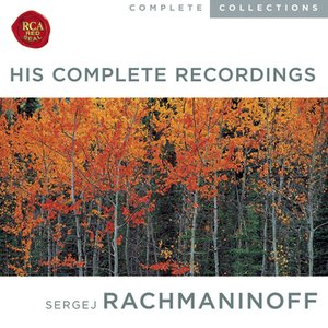 Imagem de 'Rachmaninoff: The Complete Recordings'