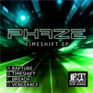 Image pour 'Timeshift EP'