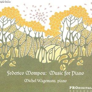 Image for 'Mompou Variations Sur Un Theme De Chopin Variation III'