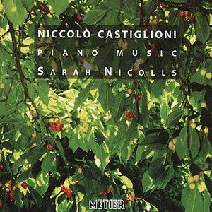 Image pour 'Castiglioni: Piano Music'