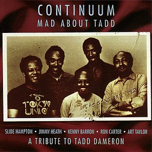 Image for 'Mad About Tadd'