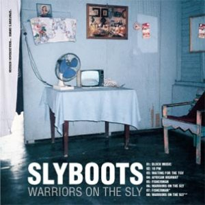 Immagine per 'Warriors on the Sly'