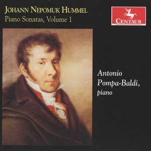 Image for 'Hummel: Piano Sonatas, Vol. 1'