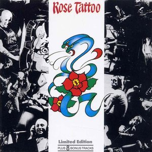 Image pour 'Rose Tattoo'