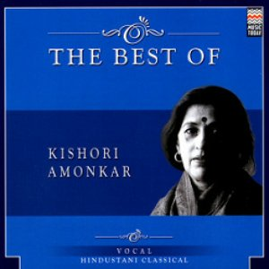 Image for 'The Best Of Kishori Amonkar'