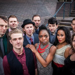 Image for 'London Afrobeat Collective'