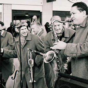Image for 'THE JIVE ACES'