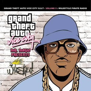 Image for 'Grand Theft Auto Vice City O.S.T. - Volume 5:  Wildstyle Pirate Radio'
