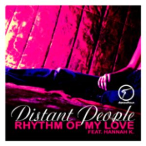 Image for 'Distant people ft Hanna k Rhythm of my life'