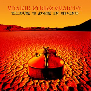 Image pour 'The String Quartet Tribute to Alice in Chains'