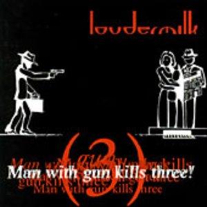 Image for 'Man With Gun Kills Three!'