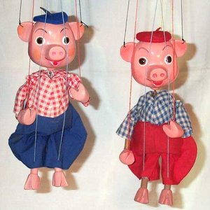 Imagem de 'Pinky & Perky'