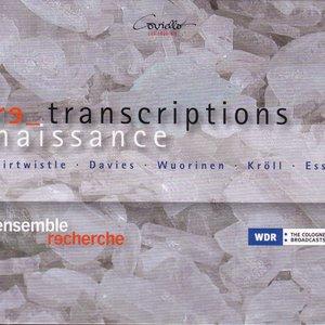 Image for 'Chamber Music (Renaissance) - Ockeghem, J. / Davies, P.M. / Tallis, T. / Wuorinen, C. / Essl, K. (Renaissance Transcriptions)'