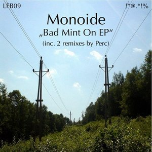 Image for 'Bad Mint On EP'