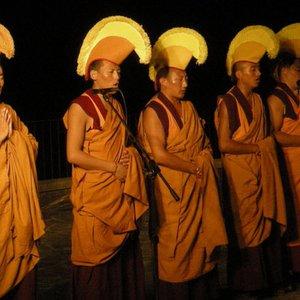 Bild für 'Tibetan Monks'