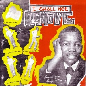 Image for 'I Shall not remove'