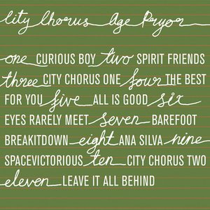 Image for 'City Chorus'