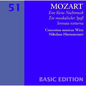 Image for 'Mozart : Serenade No.6 in D major K239, 'Serenata notturna' : II Menuetto'