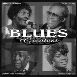 Image for 'Blues Greatest'