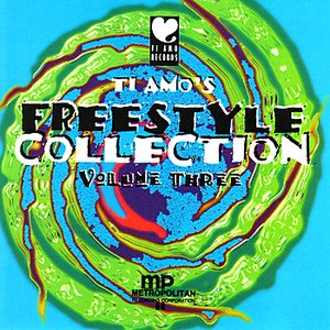 Image for 'Ti Amo's Freestyle Collection Vol. 3'