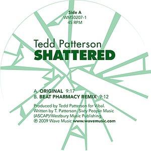 Image for 'Shattered - Single'