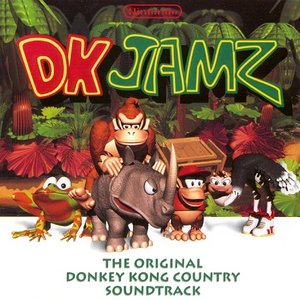 Image for 'DK Jamz: The Original Donkey Kong Country Soundtrack'
