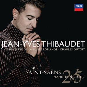Image pour 'Saint-Saens: Piano Concertos Nos.2 & 5 etc'