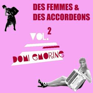Image for 'Des femmes & des accordéons, Vol.2 (Domi Ermorine)'
