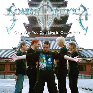 Image pour 'Only Way You Can (2001: Osaka, Japan) (disc 1)'