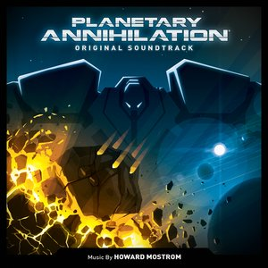 Image for 'Planetary Annihilation (Original Soundtrack)'