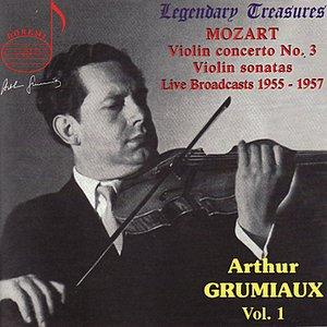 Image for 'Concerto for Violin and Orchestra No. 3 in G Major: II. Adagio'