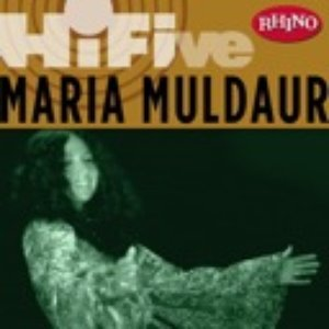 Image for 'Rhino Hi-Five: Maria Muldaur'