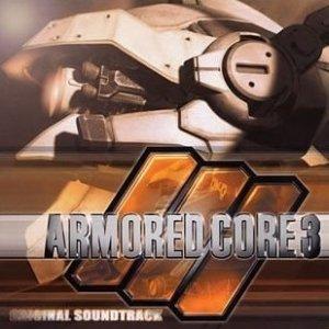 Image pour 'Armored Core 3 Original Soundtrack'