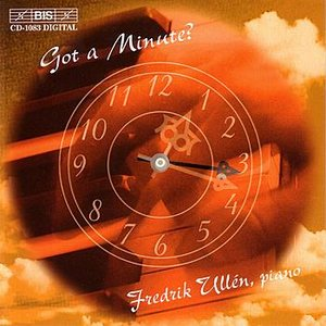 """Imagem de 'GOT A MINUTE? - Paraphrases on Chopin's """"Minute Waltz"""" and Other Works'"""
