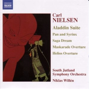 Image for 'NIELSEN: Aladdin Suite / Pan and Syrinx / Helios Overture'