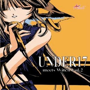 """UNDER17 meets Witch Vol.2""的封面"