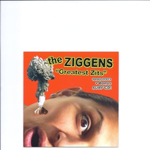 Image pour 'Greatest Zits 1990-2003 + Bonus Surf CD'